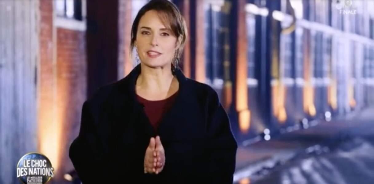Julia Vignali (M6) est une ancienne comédienne