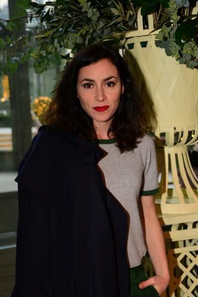 Olivia Ruiz au défilé Weill