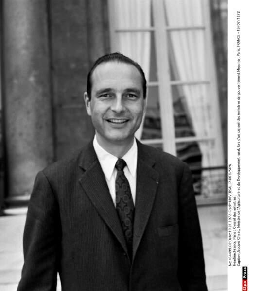 Jacques Chirac Son Parcours D Homme Politique Tele Loisirs