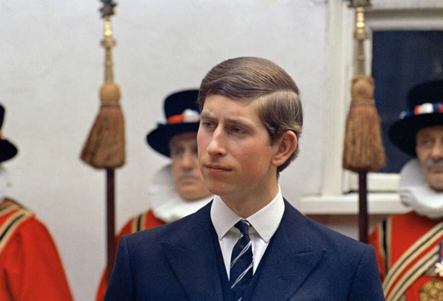 1968, époque yéyé, mais pas à la cour d'Angleterre !