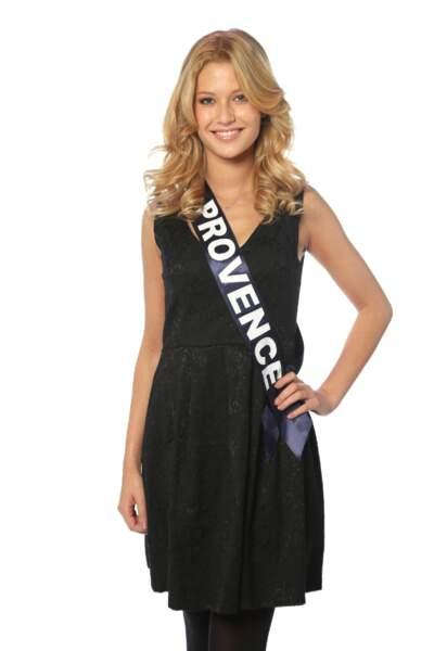 Laëtizia Pemmellen, Miss Provence 2013