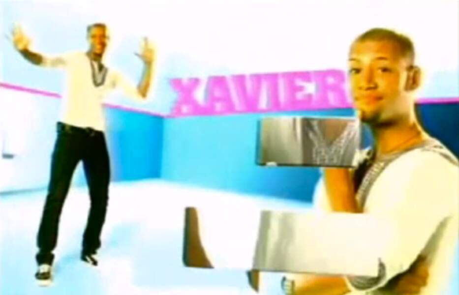 "Xavier Delarue (Saison 1). Son secret : ""Nous sommes mariés"" (avec Tatiana)"