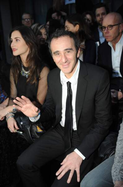 43. Élie Semoun (@SemounElie) -  Humoriste, acteur, réalisateur, scénariste et chanteur (332 668 followers)
