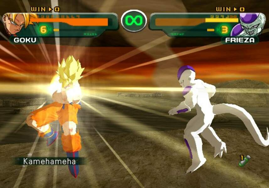 Dragon Ball Z : Budokai (2002 - PlayStation 2 & GameCube)