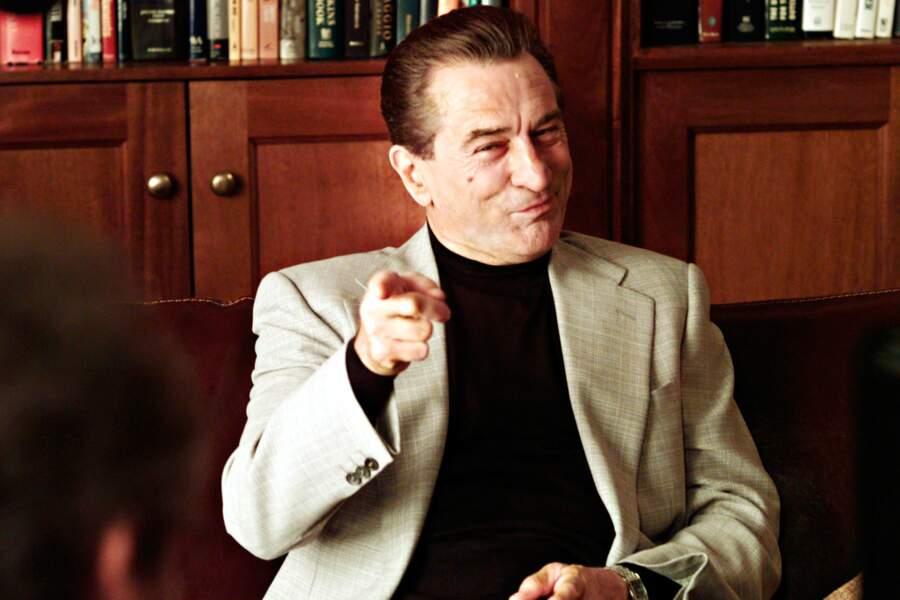 """""""Quoi ma gueule ?""""... Robert De Niro"""