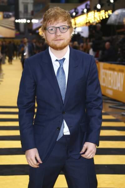 Ed Sheeran, né le 17 février 1991
