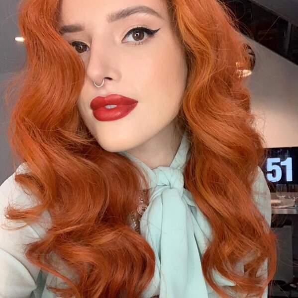 En vrac : on veut les mêmes cheveux que Bella Thorne.