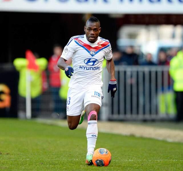 Henri Bedimo (OL - Cameroun)