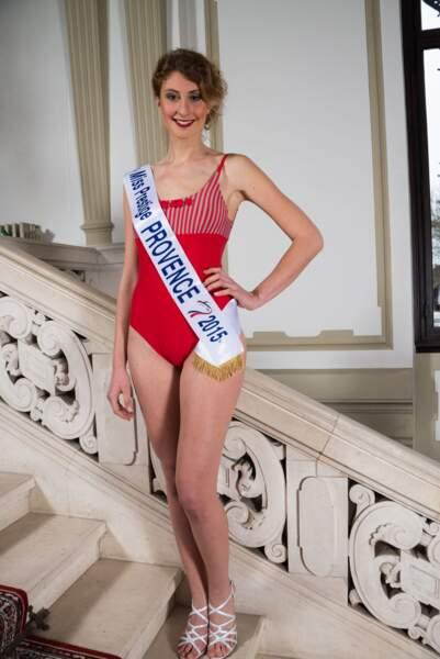 Miss Prestige Provence, Alizée Bonillo