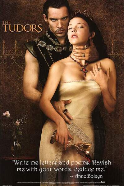 Les Tudors : Grrrr... Fais moi mal Jonathan Rhys Meyers !