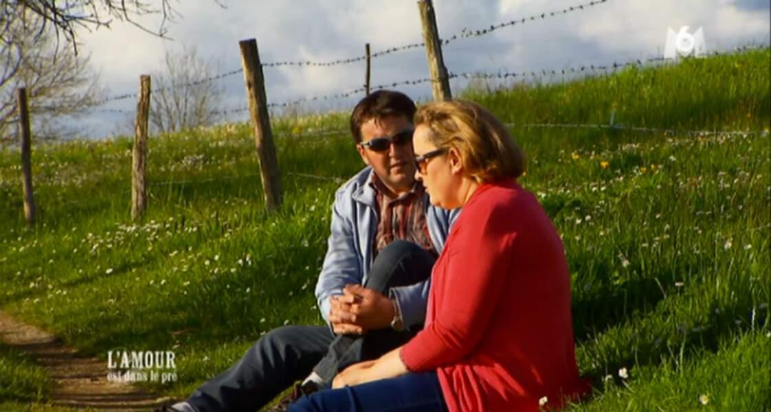 Christophe et Marie-Noëlle : passion lunettes !