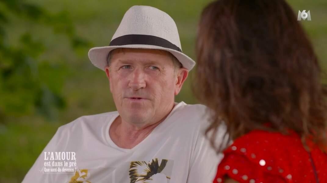 Fifi, le touchant éleveur du Morbihan de la saison 8, a retrouvé l'amour auprès de Muriel l'année dernière
