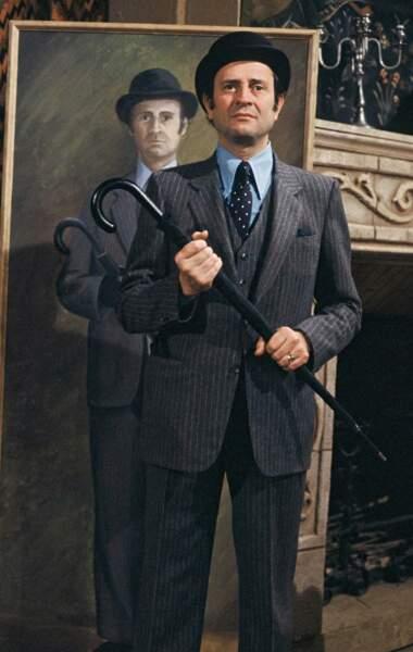 Georges Descrières, le comédien d'Arsène Lupin, est décédé, le 19 octobre 2013, à l'âge de 83 ans