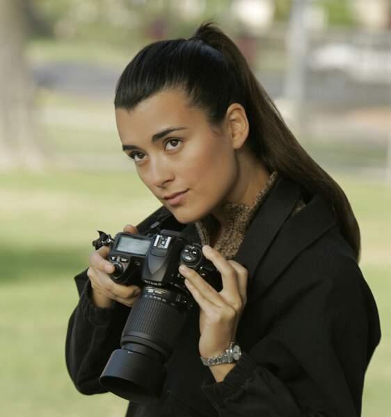Comment oublier l'agent Ziva David, interprété par Cote de Pablo ?
