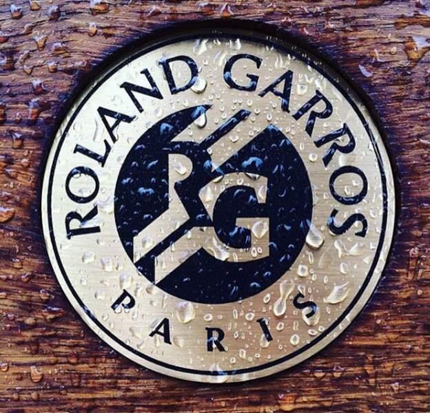 Ca y est, Roland-Garros a commencé (sous la pluie)