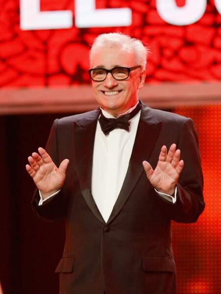 Martin Scorsese lors de la 13e édition du Festival de Marrakech