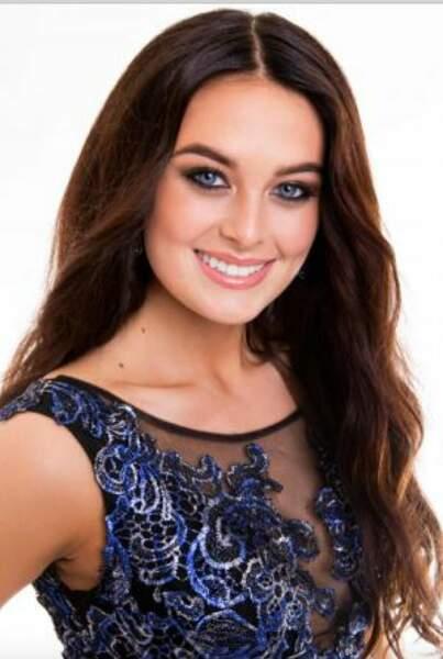 Miss Danemark, Helena HEUSER