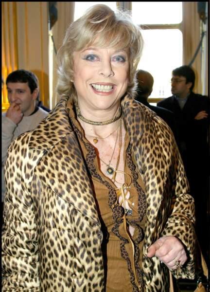 France Roche (journaliste à Antenne 2 et comédienne) est décédée à l'âge de 92 ans.