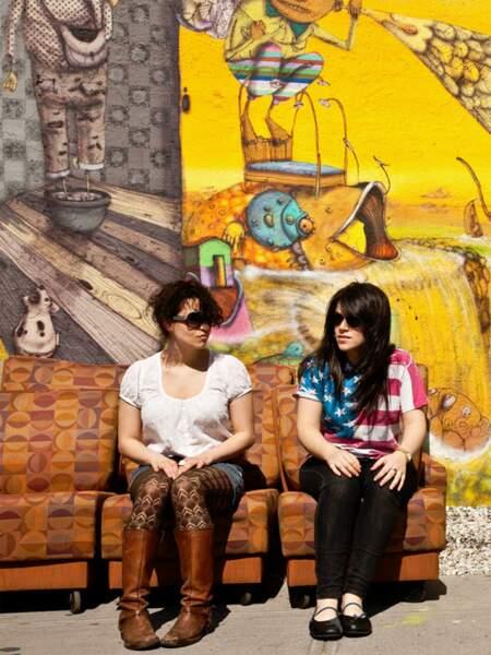 Ilana et Abbi, les deux New-Yorkaises féministes juives de Broad City, vont-elles trouver l'amour d'ici la fin ?
