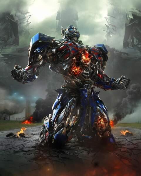 Gros blockbuster attendu de l'été : Transformers, l'âge de l'extinction, le 16 juillet