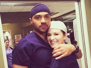 Le casting de Grey's Anatomy fête la fin du tournage de la saison 13