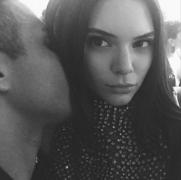Que dit Olivier Rousteing à Kendall Jenner ?
