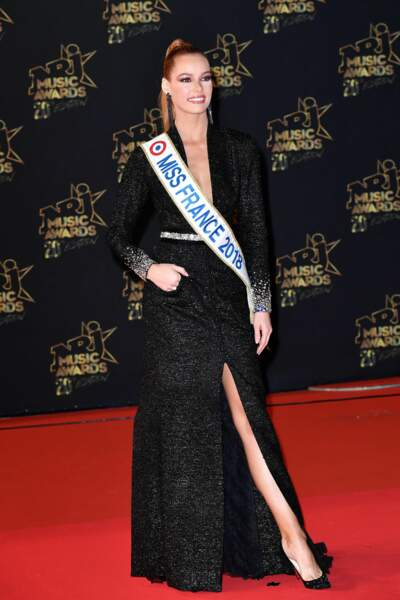 La sublime Maëva Coucke, Miss France 2018