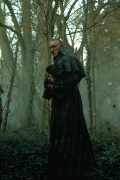"1995. Robert de Niro est ""la créature"" Frankenstein dans l'objectif de Kenneth Branagh"