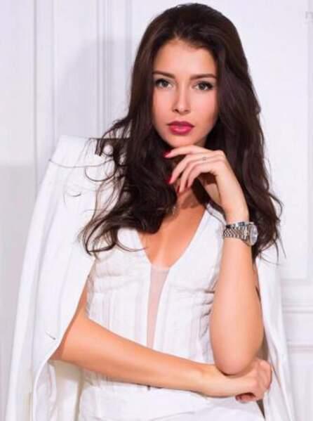 Sofia Nikitchuk porte les couleurs de la Russie