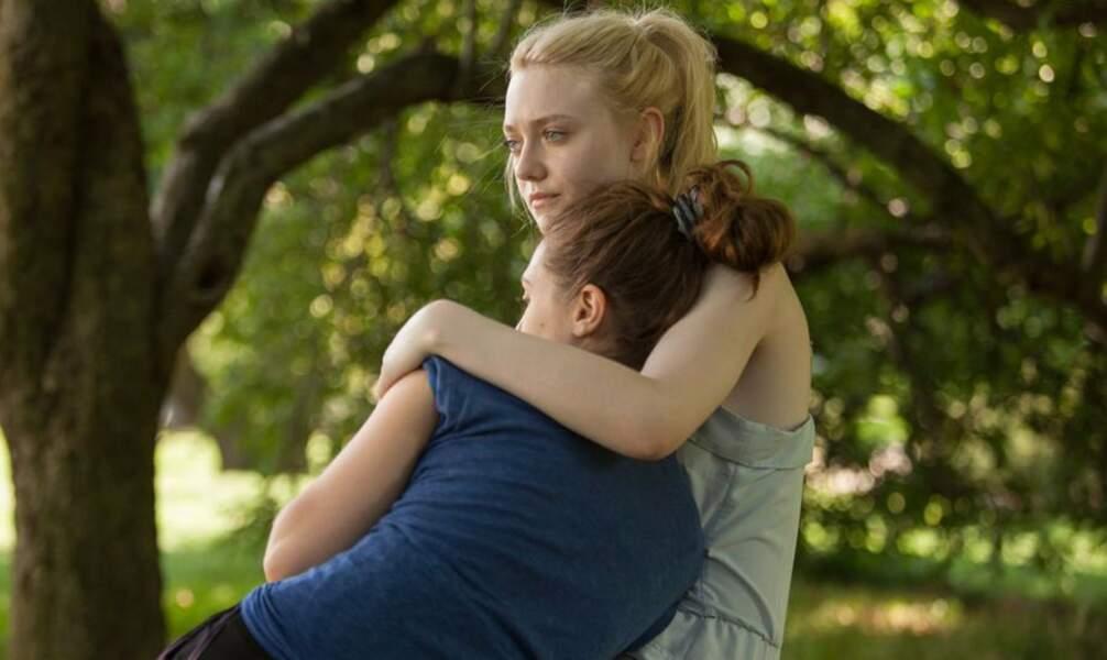 En 2013, on la retrouvait dans le film Very Good Girls de Naomi Foner Gyllenhaal