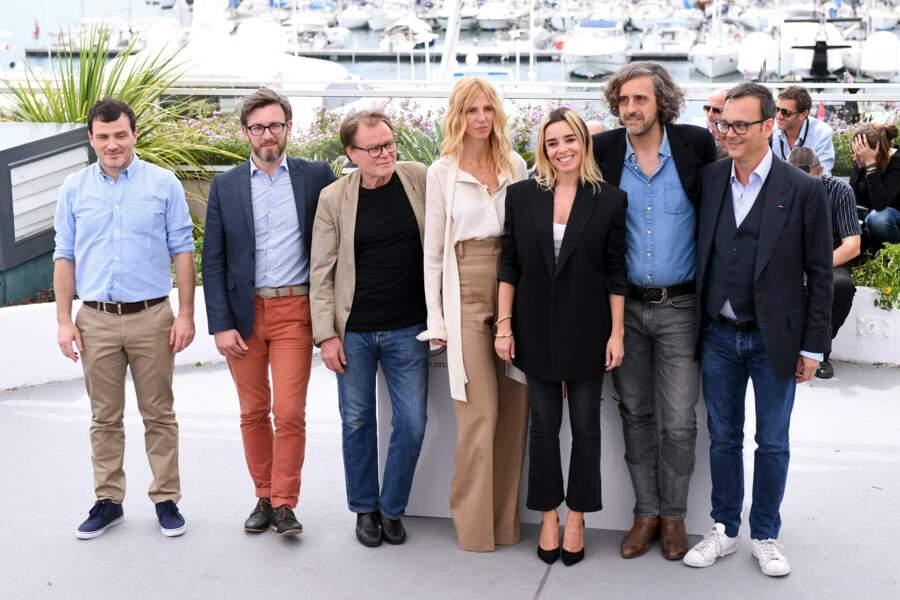 Durant cette journée ensoleillée, le jury de la Caméra d'Or 2017 s'est également réuni