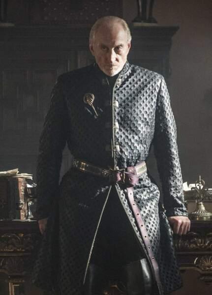 Twyin Lannister (Charles Dance) : Mort sur le trône... mais pas celui de fer ! (Saison 4, épisode 10)