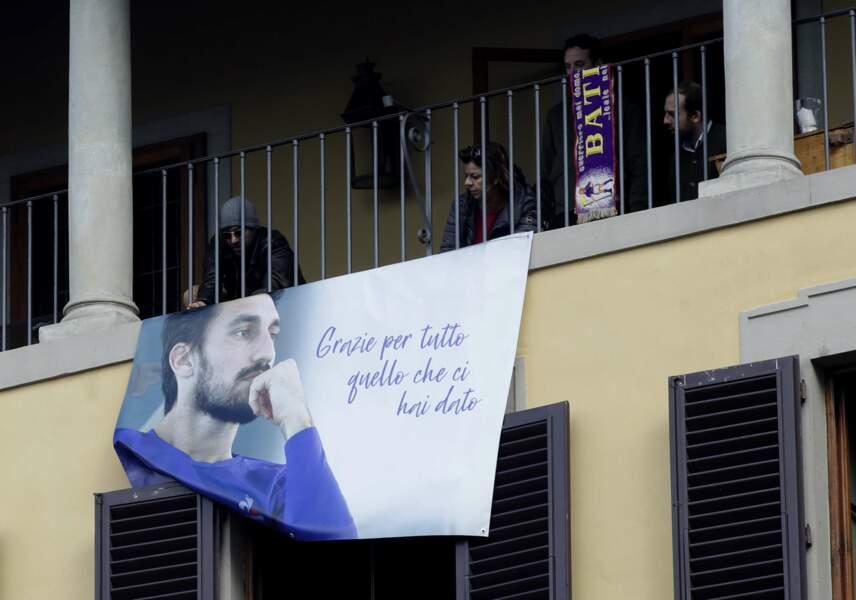 Ce jeudi 8 mars, le monde du football adressait un dernier hommage à Davide Astori