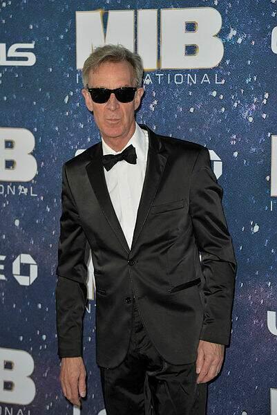 L'animateur Bill Nye