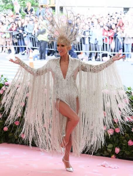Céline Dion. Samba !