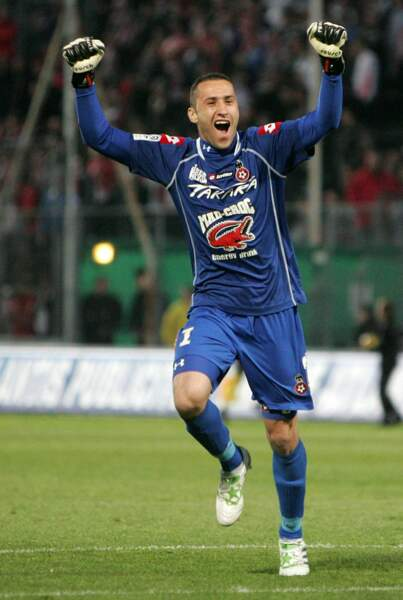 David Ospina (Nice - Colombie)