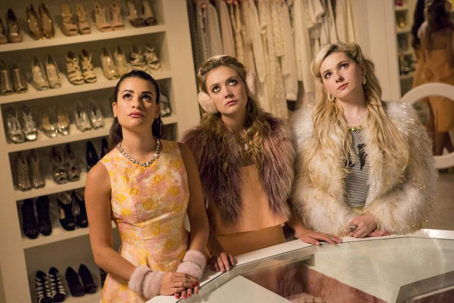 Scream Queens (2015) : des jeunes filles en danger...