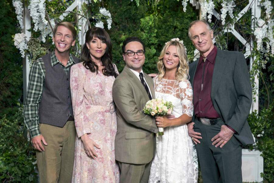 Dans Big Bang Theory, Penny et Leonard se sont mariés