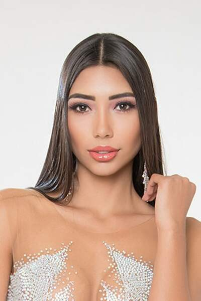 Joyce Prado, Miss Bolivie