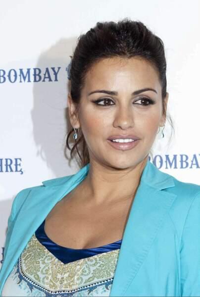 Monica Crùz, soeur de Penélope, est maman d'une petite Antonella, née en mai 2013