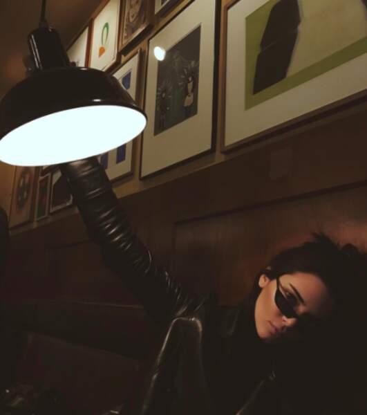 Kendall Jenner a fait un remake de Matrix.