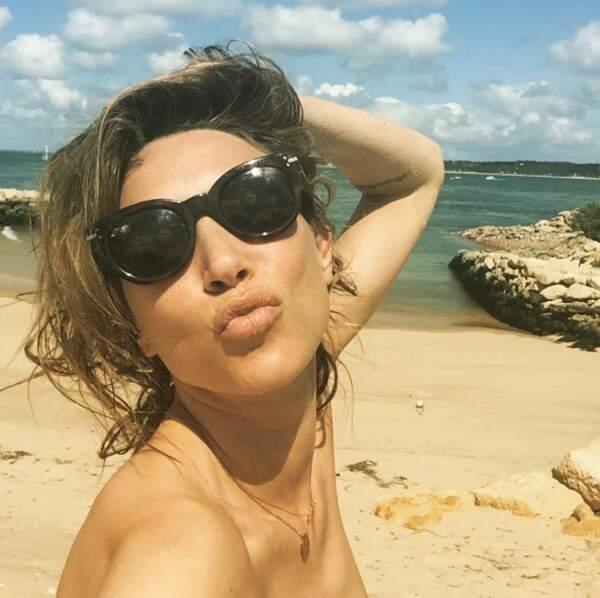 Laura Smet était au Cap Ferret.