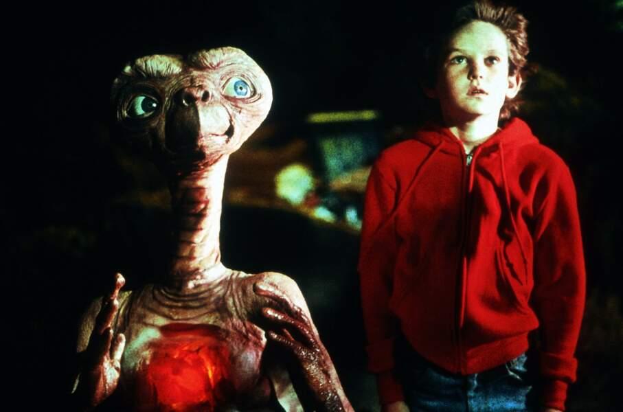 Et oui, Elliot dans E.T c'était lui ! Vous l'aviez reconnu ?