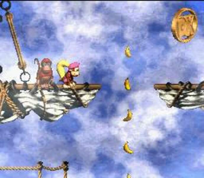 Donkey Kong Country 2: Diddy's Kong Quest - Super Nintendo (1995)