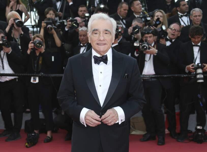 Martin Scorsese, un GÉANT, tout simplement !