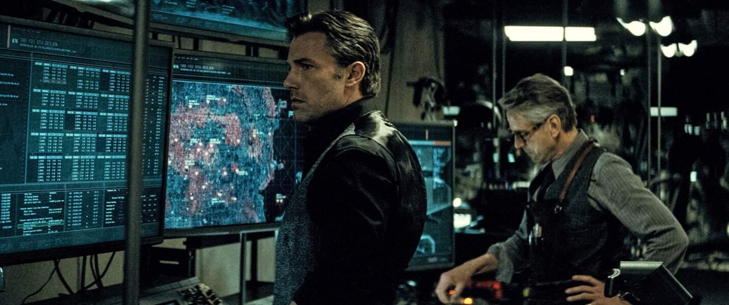Batman v Superman : Ben Affleck dans la peau de Bruce Wayne