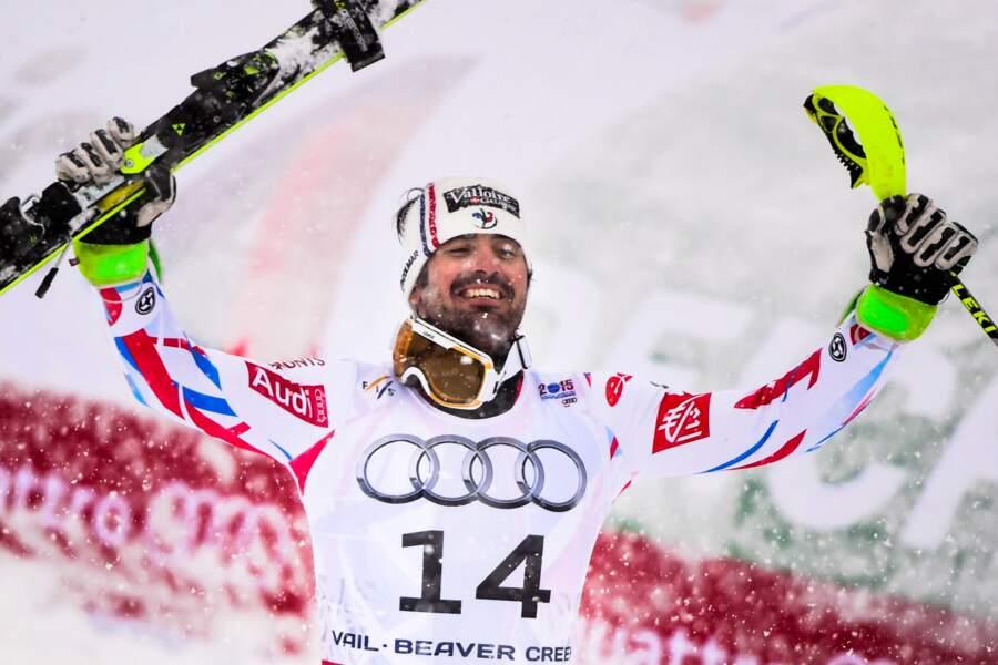 15 février, Jean-Baptiste Grange, l'éveil d'un roi du slalom dans la tempête américaine. L'inespérée renaissance