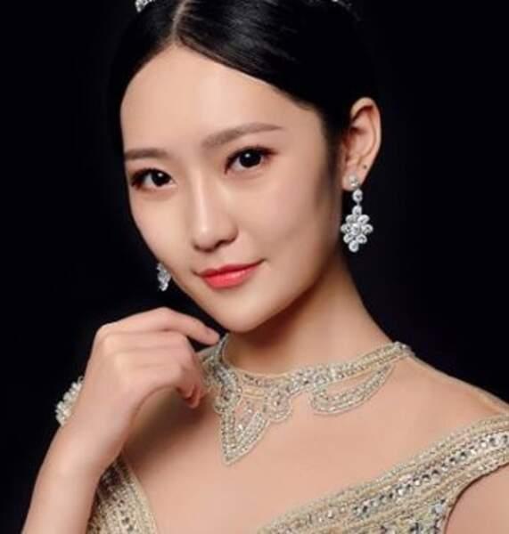 Guan Siyu pour la Chine
