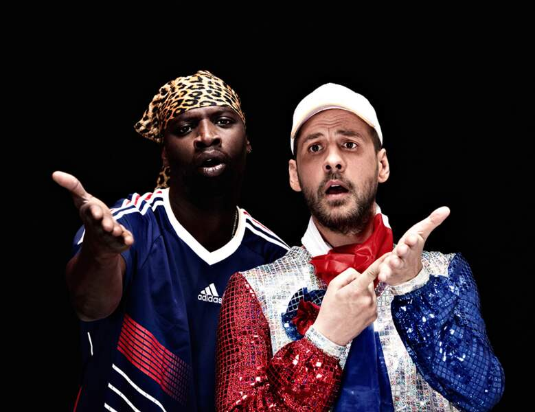 16. Omar & Fred (@omar_fred) - Duo d'humoristes (841 318 followers)
