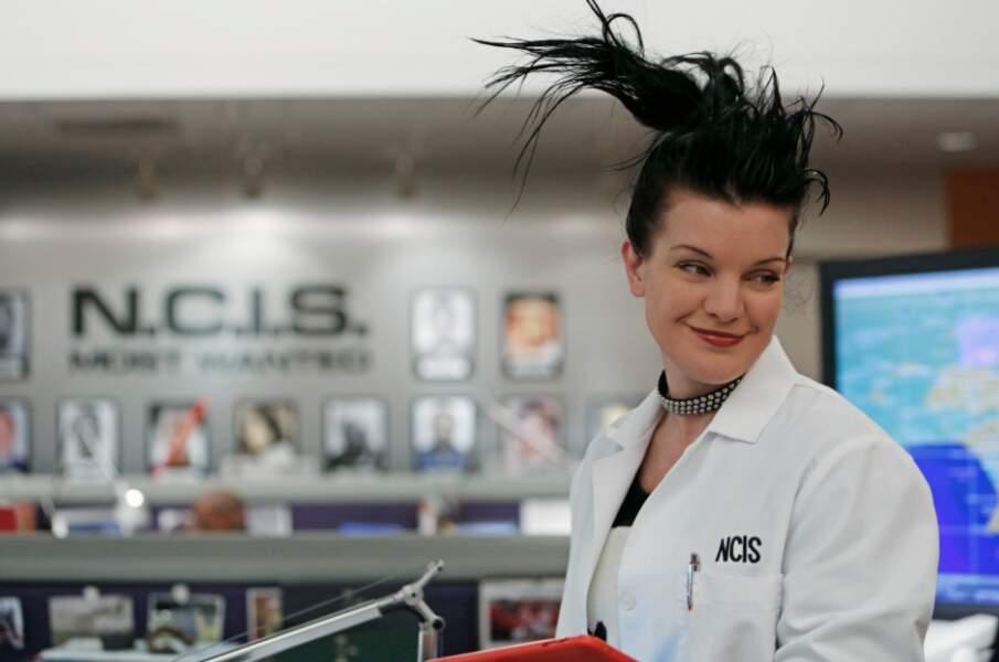 Abby (Pauley Perrette), une geek dans le vent